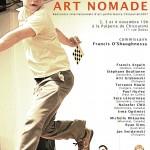 Art Nomade, Saguenay, 2007